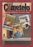 CAJA COMETELO (ED. ESPECIAL PARA REGALO, 3 LIBROS) - 9788478988020 - ENRIQUE SANCHEZ GUTIERREZ