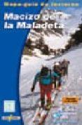 MACIZO DE LA MALADETA. MAPA-GUIA DE INVIERNO (1:25000) (GEO/ESTEL ) - 9788480901420 - VV.AA.