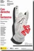 CON DERECHO A FANTASMA - 9788487075520 - EDUARDO DE FILIPPO