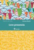 LEVE PRESENCIA - 9788494578120 - MATSUO BASHO