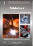 SOLDADURA - 9788495279620 - DAVID RODRIGUEZ SALGADO