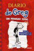 DIARIO DE GREG 1: UN PRINGAO TOTAL - 9788498672220 - JEFF KINNEY