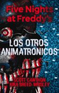 five nights at freddy's. los otros animatrónicos (ebook)-scott cawthon-kira breed-wrisley-9788499189420