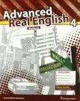 ADVANCED REAL ENGLISH 4º ESO (WORKBOOK + LANGUAGE BUILDER) - 9789963484720 - VV.AA.