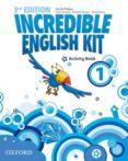 INCREDIBLE ENGLISH KIT 1 AB 3 ED - 9780194443630 - VV.AA.