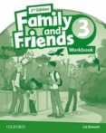 FAMILY & FRIENDS 3 AB 2ED - 9780194811330 - VV.AA.