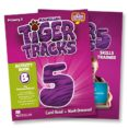 TIGER 5º PRIMARY ACTIVITY BOOK B PACK - 9780230453630 - VV.AA.