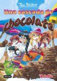 PACK TEA STILTON 19: UNA CASCADA DE CHOCOLATE + PARCHE - 9788408183730 - TEA STILTON