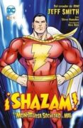 ¡shazam!  la monstruosa sociedad del mal-jeff smith-9788417401030