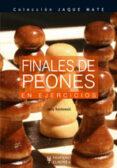 FINALES DE PEONES - 9788425518430 - JERZY KONIKOWSKI