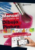 MANUAL COMPLETO DE DIJUJO Y PINTURA - 9788434209930 - VV.AA.