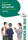 LOS TRES PEREGRINOS - 9788469836330 - ANA ALONSO