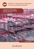 (I.B.D.)ALMACENAJE Y EXPEDICION DE CARNE Y PRODUCTOS CARNICOS. INAI0108 CARNICERIA Y ELABORACION DE PRODUCTOS CARNICOS          MANDA) - 9788483646830 - VV.AA.