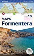 MAPA FORMENTERA (ESPANYOL) - 9788484783930 - VV.AA.