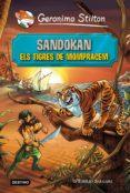 SANDOKAN: ELS TIGRES DE MOMPRACEM - 9788490578230 - GERONIMO STILTON