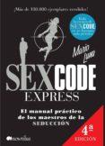 SEX CODE EXPRESS - 9788499679730 - MARIO LUNA