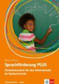 SPRACHFORDERUNG PLUS SACHUNTERRICHT - 9783126668040 - VV.AA.