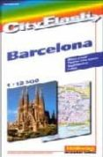 BARCELONA (CITY FLASH MAPS) - 9783828302440 - VV.AA.