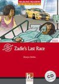 ZADIE S LAST RACE+CD - 9783852725840 - VV.AA.