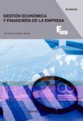 GESTION ECONOMICA Y FINANCIERA DE LA EMPRESA (2ª ED.) - 9788426724540 - MONTSERRAT CABRERIZO ELGUETA