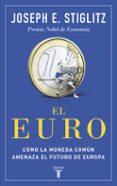 EL EURO - 9788430618040 - JOSEPH E. STIGLITZ