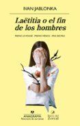 LAETITIA O EL FIN DE LOS HOMBRES - 9788433979940 - IVAN JABLONKA