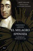 el milagro spinoza (ebook)-frederic lenoir-9788434429840