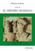HISTORIA DE ROMA. T.2: EL IMPERIO ROMANO - 9788437608440 - VV.AA.