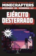 MINECRAFT. EJERCITO DESTERRADO (DEFENSORES DEL OVERWORLD II) - 9788467045840 - NANCY OSA