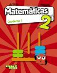MATEMÁTICAS 2º EDUCACION PRIMARIA CUADERNO 1 MEC CAST ED 2018 - 9788469838440 - VV.AA.