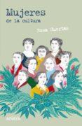 mujeres de la cultura (ebook)-rosa huertas-9788469857328