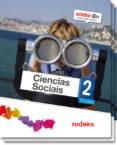 CIENCIAS SOCIAIS 2º PRIMARIA  CIENCIAS SOCIALES, GEOGRAFIA E HIST ORIA - 9788483494240 - VV.AA.