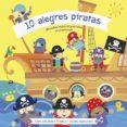 10 ALEGRES PIRATAS - 9788491452140 - REBECCA WEERASEKERA