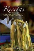 RECETAS VEGETARIANAS - 9788492516940 - MAGDALENA ESTRADA