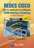 redes cisco guía de estudio para la certificación ccna routing y switching 4ª edición actualizada-ernesto ariganello-9788499646640