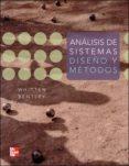 analisis y diseño de sistemas y metodos-jeffrey l. whitten-9789701066140