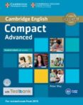 COMPACT ADVANCED STUDENT S BOOK WITH ANSWERS, CD-ROM & TESTBANK - 9781107543850 - VV.AA.