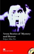 MACMILLAN READERS ELEMENTARY: SEVEN STORIES MYSTERY AND HORROR - 9781405075350 - EDGAR ALLAN POE