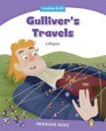 PENGUIN KIDS 5 GULLIVER S TRAVELS READER - 9781408288450 - VV.AA.