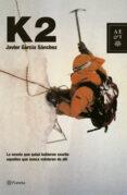 K2 - 9788408068150 - JAVIER GARCIA SANCHEZ