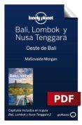 Descargar gratis archivos ebook pdf BALI, LOMBOK Y NUSA TENGGARA 2_8. OESTE DE BALI de VARIOS
