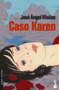CASO KAREN - 9788423338450 - JOSE ANGEL MAÑAS