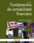 FUNDAMENTOS DE CONTABILIDAD FINANCIERA (3ª ED.) - 9788436837650 - VICENTE MONTESINOS