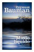 MIEDO LIQUIDO - 9788449324550 - ZYGMUNT BAUMAN