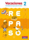VACACIONES DE REPASO CAST 2º PRIMARIA ED 16 - 9788468030050 - VV.AA.