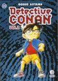 DETECTIVE CONAN II Nº 35 - 9788468471150 - GOSHO AOYAMA