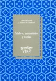 PALABRAS, PENSAMIENTOS Y TEORIAS - 9788477741350 - ALISON GOPNIK
