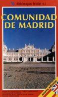 COMUNIDAD DE MADRID: MAPA DE LA PROVINCIA - 9788479201050 - VV.AA.