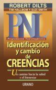 PNL: IDENTIFICACION Y CAMBIO DE CREENCIAS - 9788479532550 - ROBERT DILTS