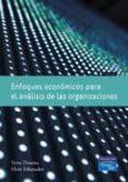 ENFOQUES ECONOMICOS PARA EL ANALISIS DE LAS ORGANIZACIONES - 9788483225950 - SYTSE DOUMA